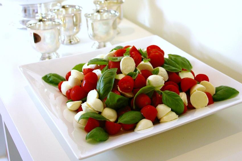Cómo perder peso comiendo ensalada