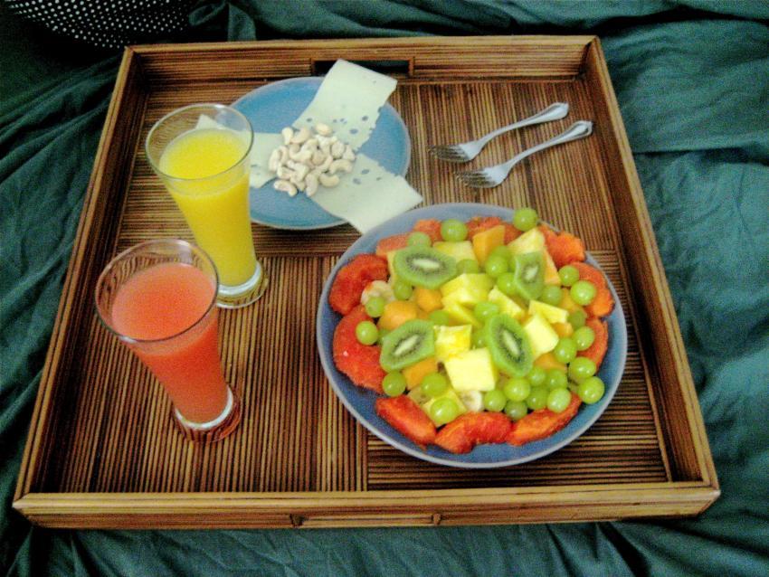 Cómo perder peso desayunando bien