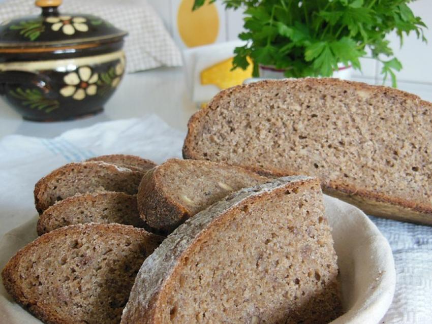 Pásate al pan de centeno